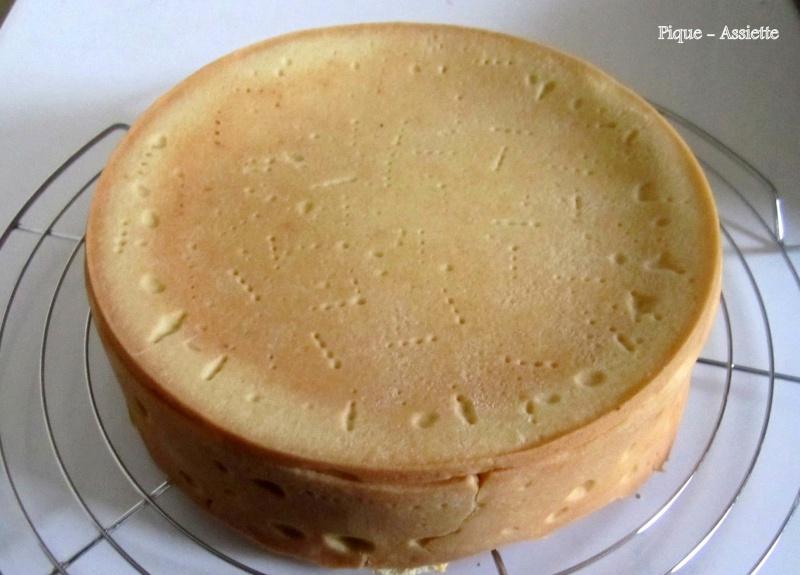 Gateau au fromage de faisselle
