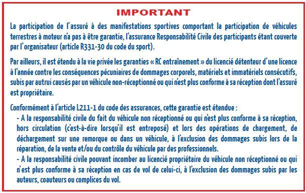 Tarif licences 2014 for Tarif assurance garage