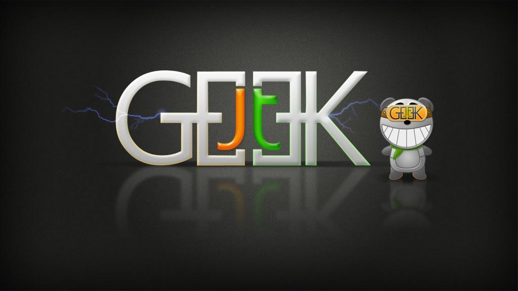 Les GEEKS sont Là........!