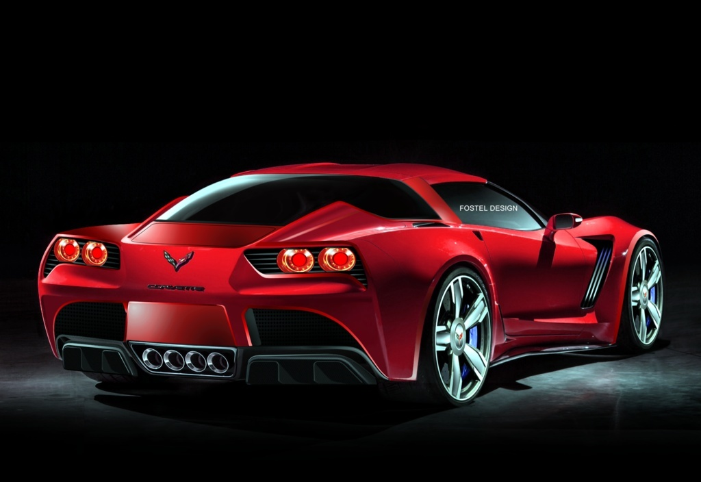 c7 zr1 concept - corvetteforum