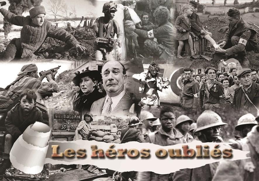 Militaria Les Héros Oubliés