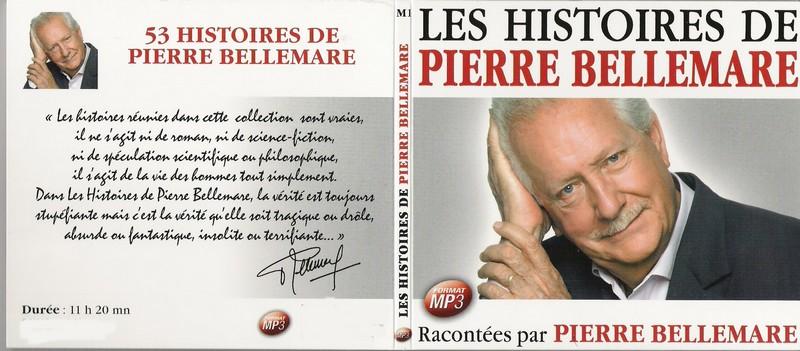 M1   53 Histoires de Pierre Bellemare (Vol. 1) (Audiobook)