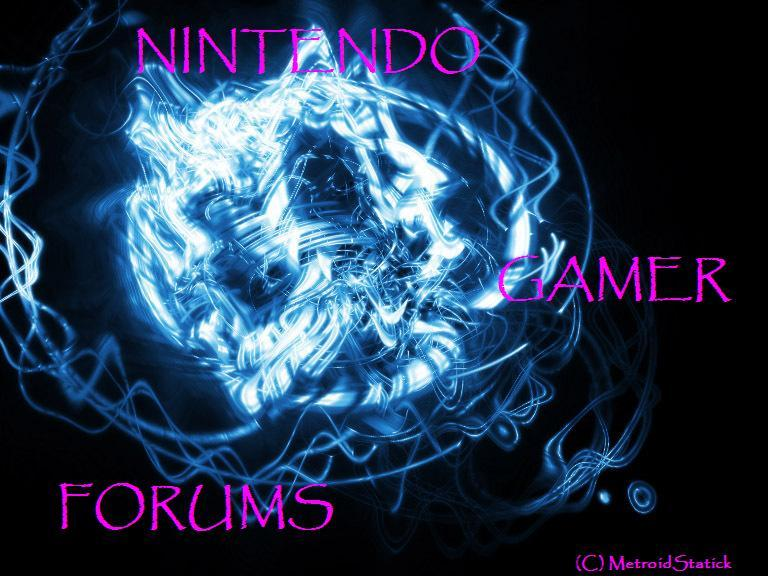 Nintendo Gamer Forums
