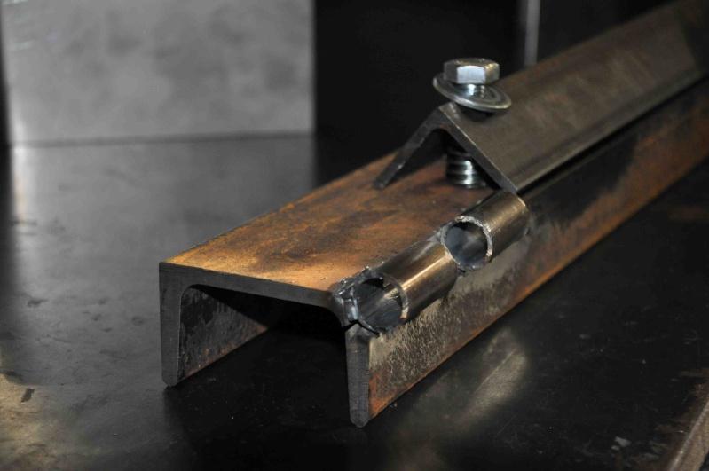 Plieuse de tole usinages - Comment plier du zinc ...