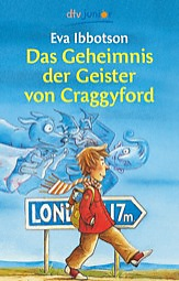 Das Geheimnis der Geister von Craggyford (Eva Ibbottson)