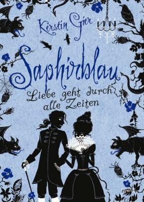 Cover Saphirblau (c) Arena Verlag