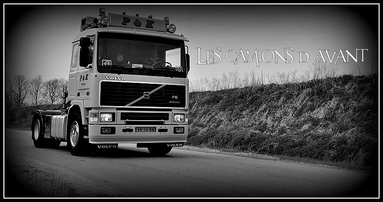 Les camions d'avant