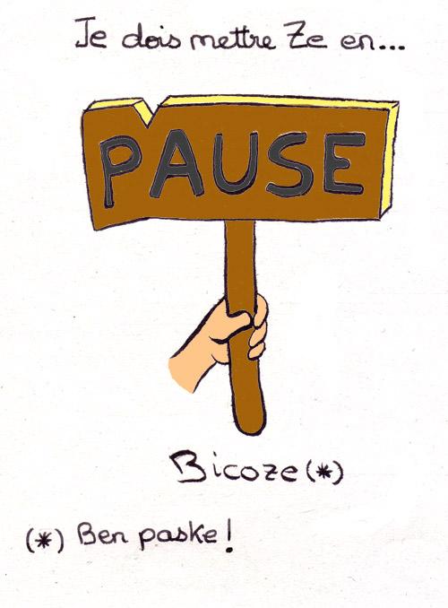 REGIME EN PAUSE !!!!! - sista7 - blog régime