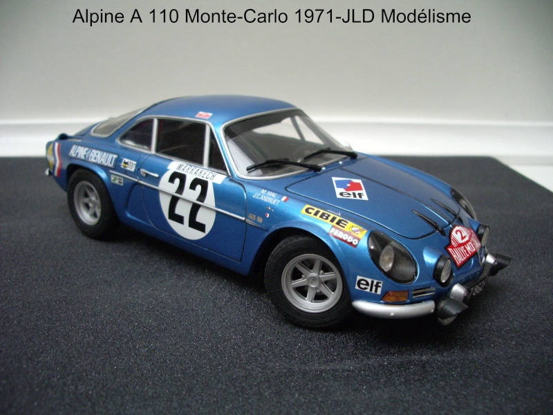 alpine a110 monte carlo 1971 tamiya. Black Bedroom Furniture Sets. Home Design Ideas