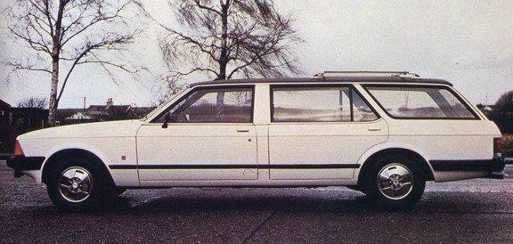 ford granada v6 2 8 limousine dorchester 1986 coleman milne. Black Bedroom Furniture Sets. Home Design Ideas