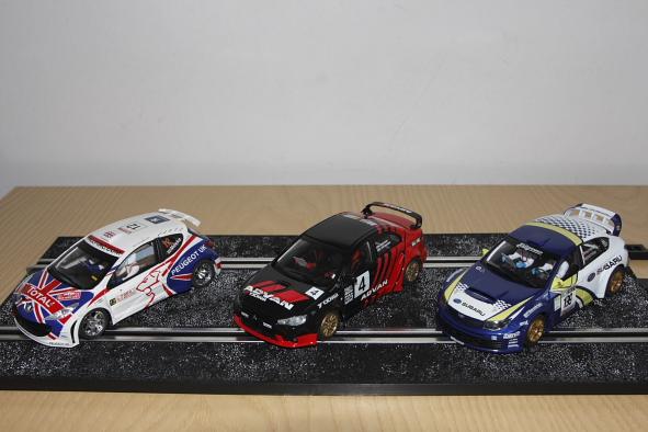 Vista slot cars