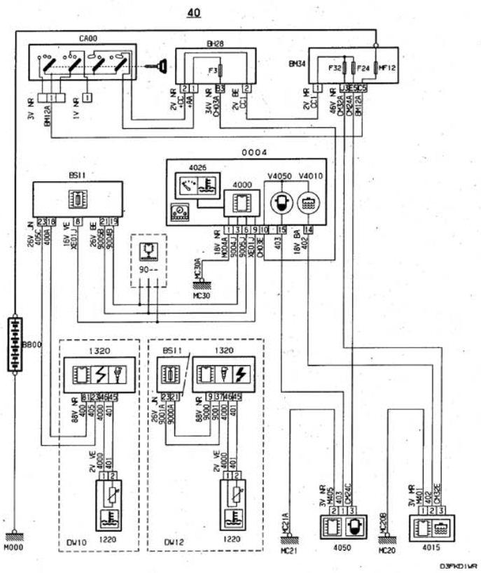 Diagram  Peugeot 406 Coupe Wiring Diagram Full Version Hd