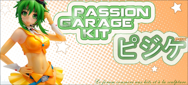 Passion Garage Kit