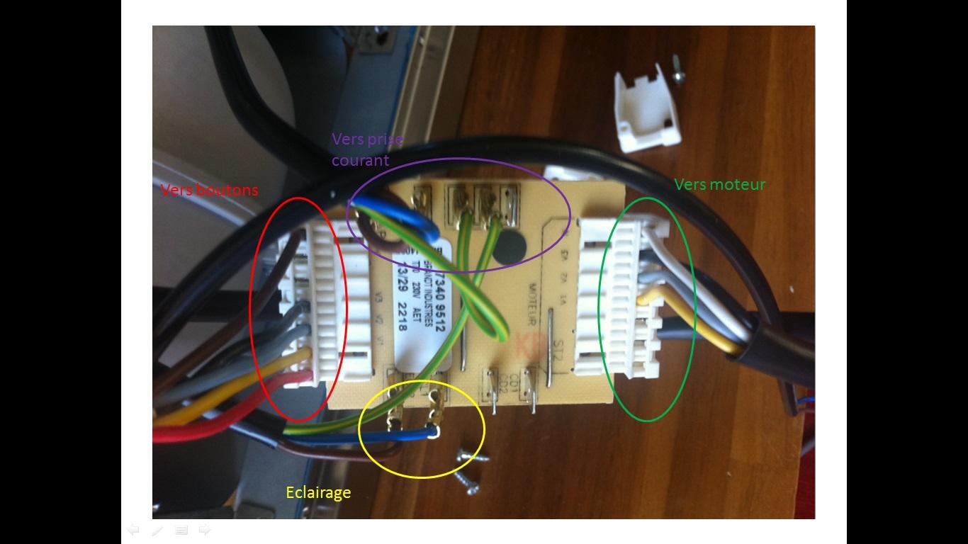 Hotte moteur d port sauter 48 messages page 3 for Hotte ilot moteur deporte