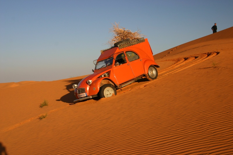 2006 mauritanie en 4x4 bimoteur