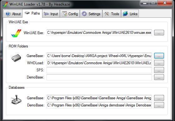 Pack Amiga HFS []