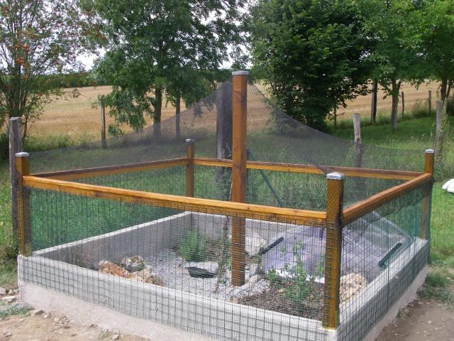 Enclos alsacien termine for Zoo exterieur
