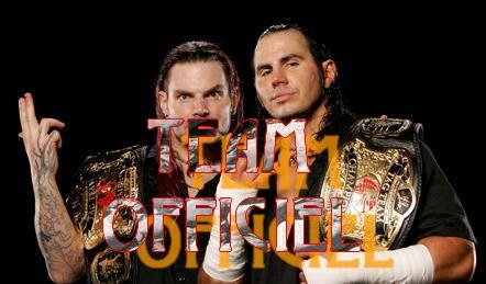 Team oficialiser