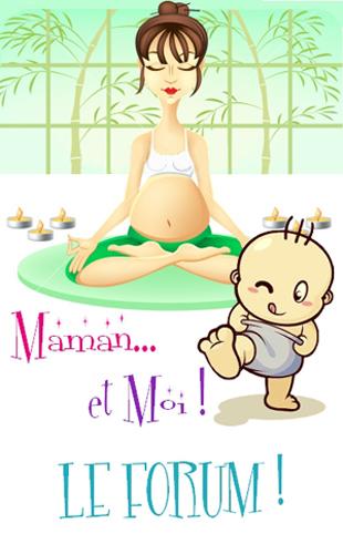 Maman et moi...