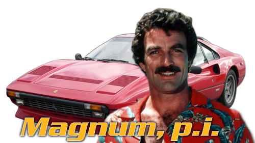 magnum p i ljn 1983