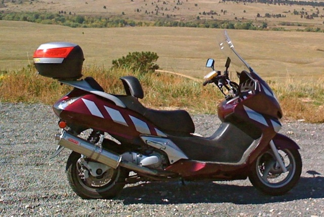 Honda Silver Wing Scooter Forum