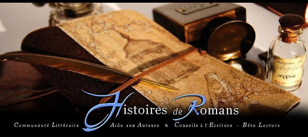 Forum d'écriture Histoires de Romans