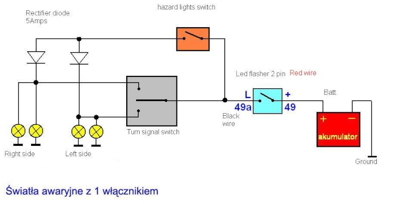 Howto  Cheap LED    Flasher       Relay