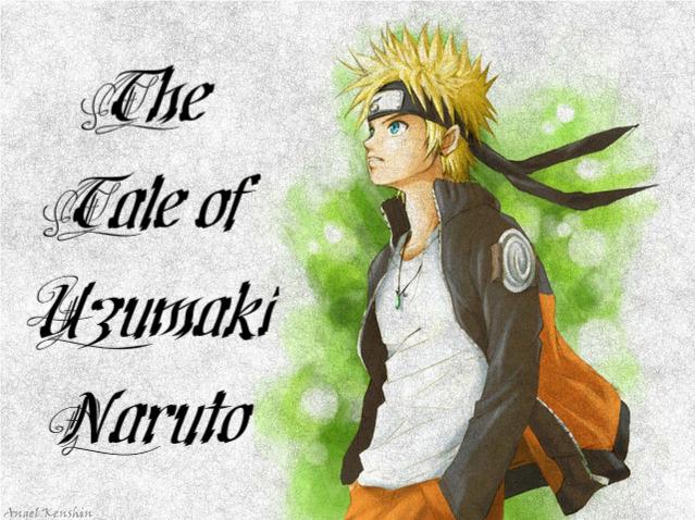 The Tale Of Uzumaki Naruto - Naruto RPG