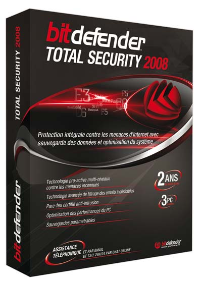 [DF] BITDEFENDER total security +crack
