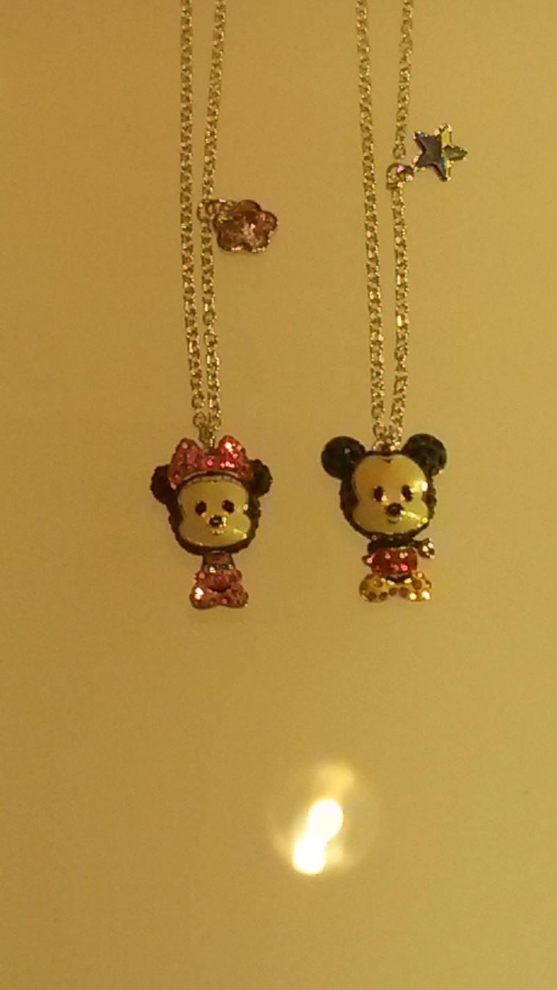 Je vous propose de partager vos bijoux Disney, je pense que ça en  intéressera plus d\u0027un(e) Smile