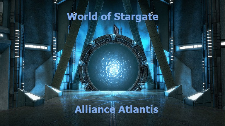 Alliance World of Stargate : ATLANTIS