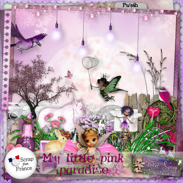 My little pink paradise By Tinker Scrap dans Mai ts_myl10