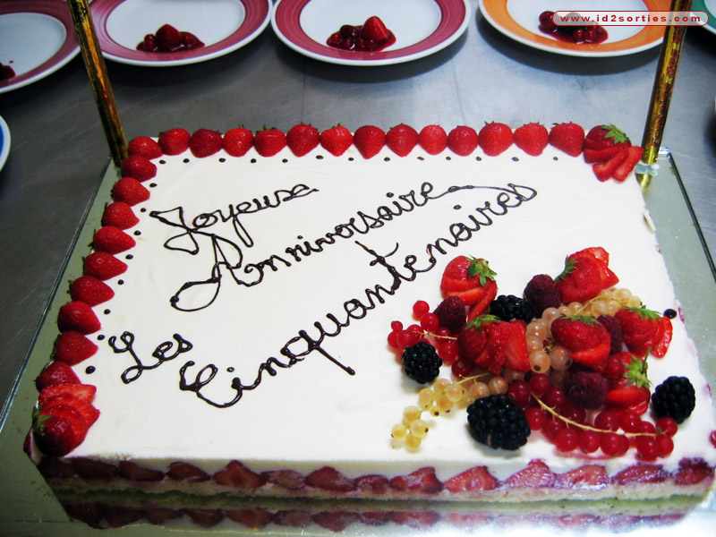 Photo sur gateau auchan