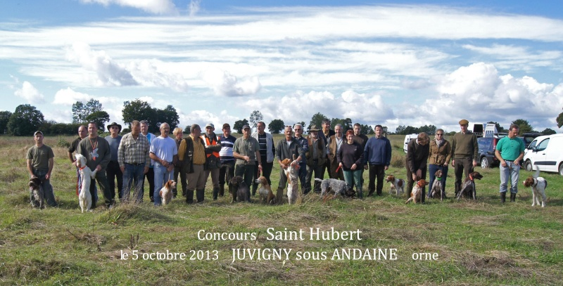 Rencontre saint hubert