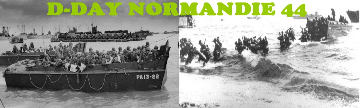 D-DAY - NORMANDIE 44