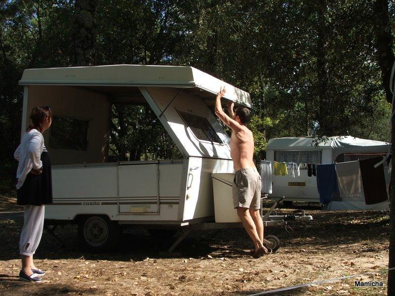 caravane messager 1975