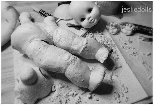 Jeslie dolls le lina petite boudeuse 13 12 page 13 - Tour de magie la femme coupee en deux ...