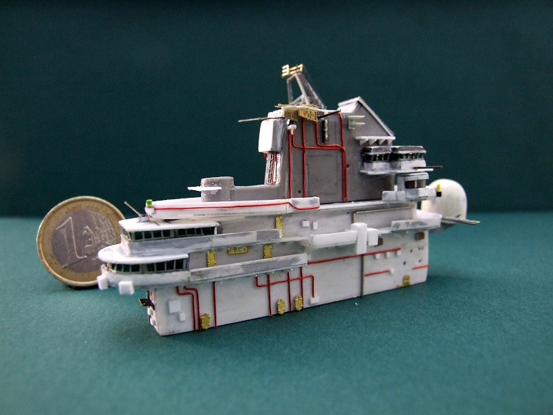New Project USS Hornet CVS 12 Apollo 11 Recovery Mission