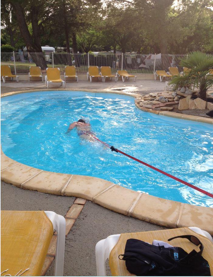 sangle natation piscine,lunettes de soleil