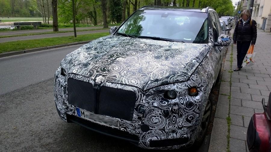 2017 BMW X7 20