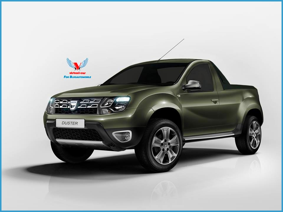 2014 dacia duster pick up voitures avis 2013 2014 autos weblog. Black Bedroom Furniture Sets. Home Design Ideas