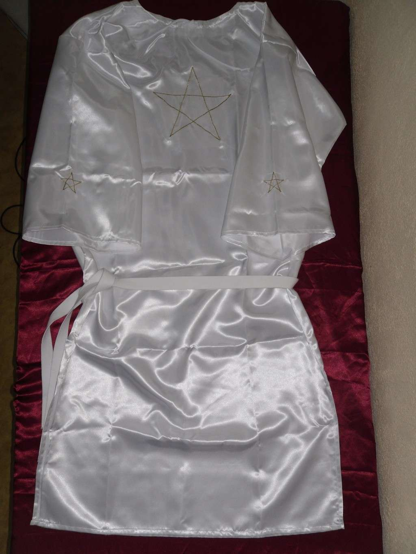 les robes de rituels magiques 233sot233riquespanoplie du mage