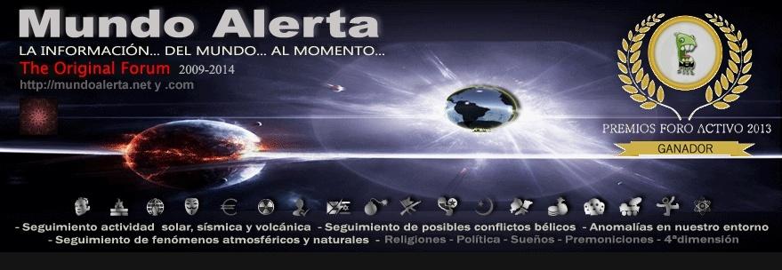 MUNDOALERTA.NET Y MUNDOALERTA.COM - LAS NOTICIAS MAS DESTACADAS DEL MUNDO