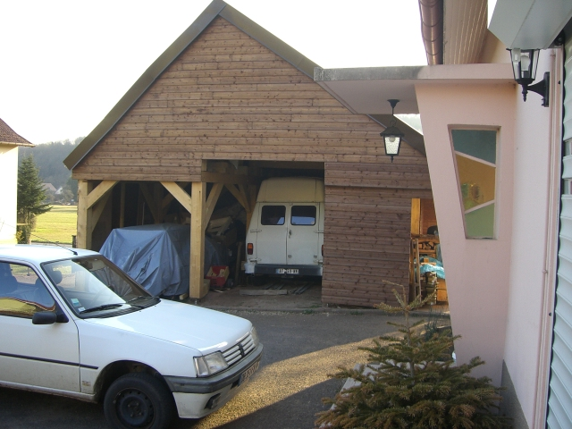 ma future maison et mon futur garage pour mon bed page 2