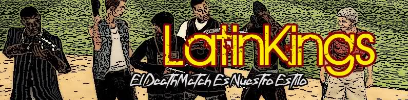 [LK] GTA SA:MP Latin Kings Clan