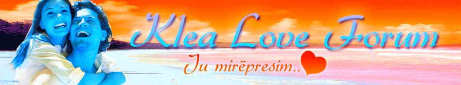Klea Love Forum
