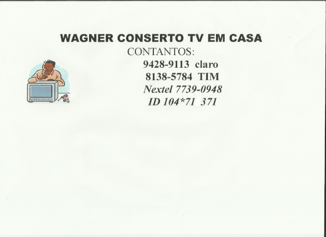SITE DO WAGNER