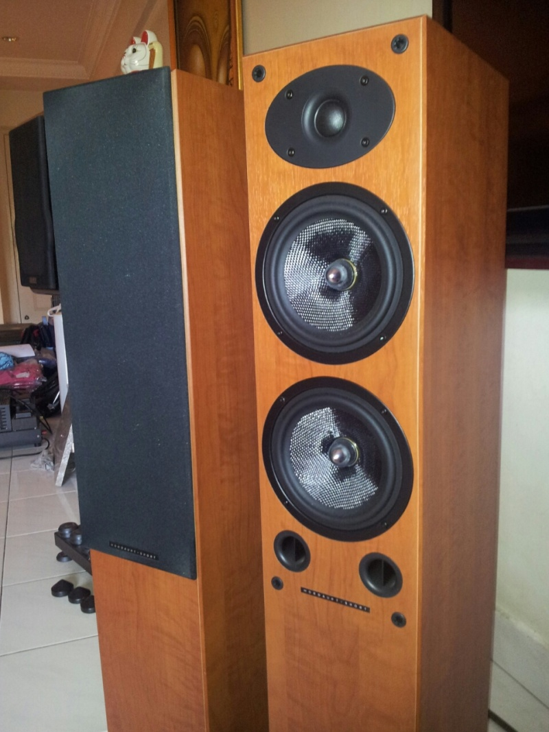Mordaunt Short Carnival 6 Floorstanding Speakers