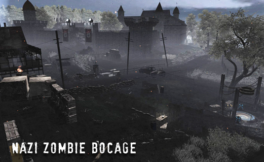Cod 5 map zombie Call Of Duty World At War Zombie Maps on