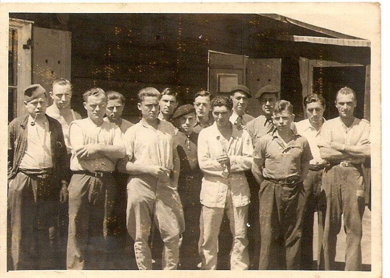 photo juin 1943 augsburg stalag vii